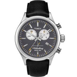 Acheter Montre Timex Homme The Waterbury Chronograph Quartz TW2P75500