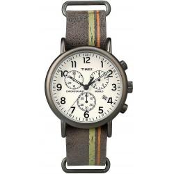 Montre Timex Homme Weekender Chronograph Quartz TW2P78000