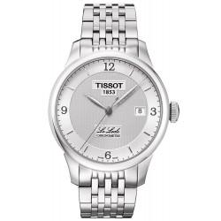 Montre Homme Tissot T-Classic Le Locle Automatic COSC T0064081103700