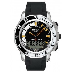 Montre Homme Tissot Sea-Touch In Meters T0264201728100