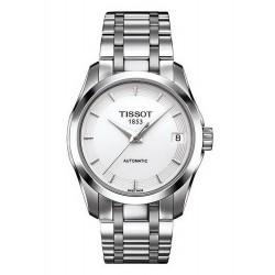 Acheter Montre Femme Tissot T-Classic Couturier Automatic T0352071101100