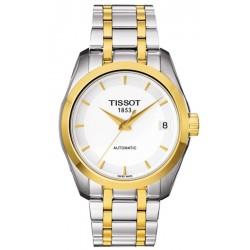 Acheter Montre Femme Tissot T-Classic Couturier Automatic T0352072201100