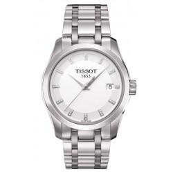 Montre Femme Tissot T-Classic Couturier T0352101101600
