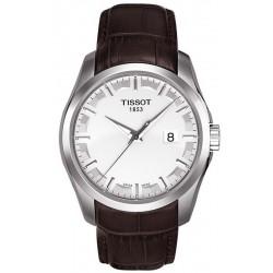 Montre Homme Tissot T-Classic Couturier Quartz T0354101603100