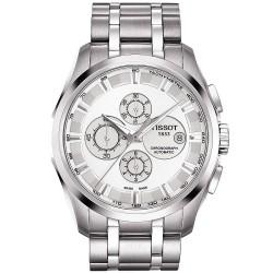 Montre Homme Tissot Couturier Automatic Chronograph T0356271103100