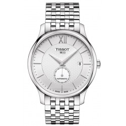 Montre Homme Tissot Tradition Automatic Small Second T0634281103800