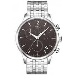 Montre Homme Tissot T-Classic Tradition Chronograph T0636171106700