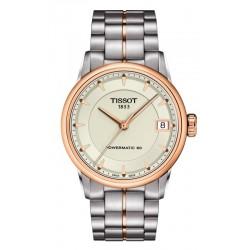Acheter Montre Femme Tissot T-Classic Luxury Powermatic 80 T0862072226101