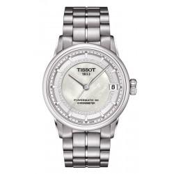 Acheter Montre Femme Tissot Luxury Powermatic 80 COSC T0862081111600
