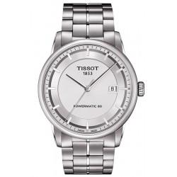 Montre Homme Tissot T-Classic Luxury Powermatic 80 T0864071103100