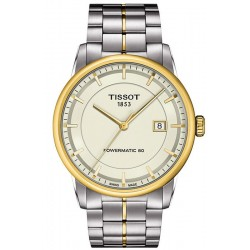 Montre Homme Tissot T-Classic Luxury Powermatic 80 T0864072226100