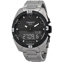 Montre Homme Tissot T-Touch Expert Solar Titanium T0914204405100