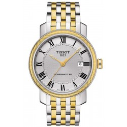 Montre Homme Tissot Bridgeport Powermatic 80 T0974072203300