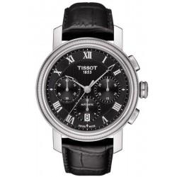 Acheter Montre Homme Tissot Bridgeport Automatic Chronograph Valjoux T0974271605300