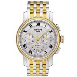 Acheter Montre Homme Tissot Bridgeport Automatic Chronograph Valjoux T0974272203300