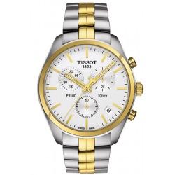 Montre Homme Tissot T-Classic PR 100 Chronograph T1014172203100