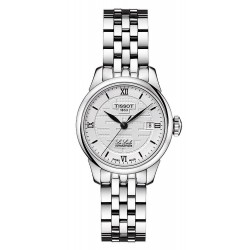 Acheter Montre Femme Tissot Le Locle Automatic Double Happiness T41118335