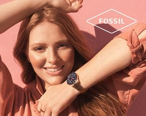 Montres Fossil Femme