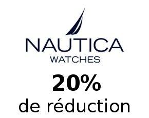 Offres spéciales Montres Nautica
