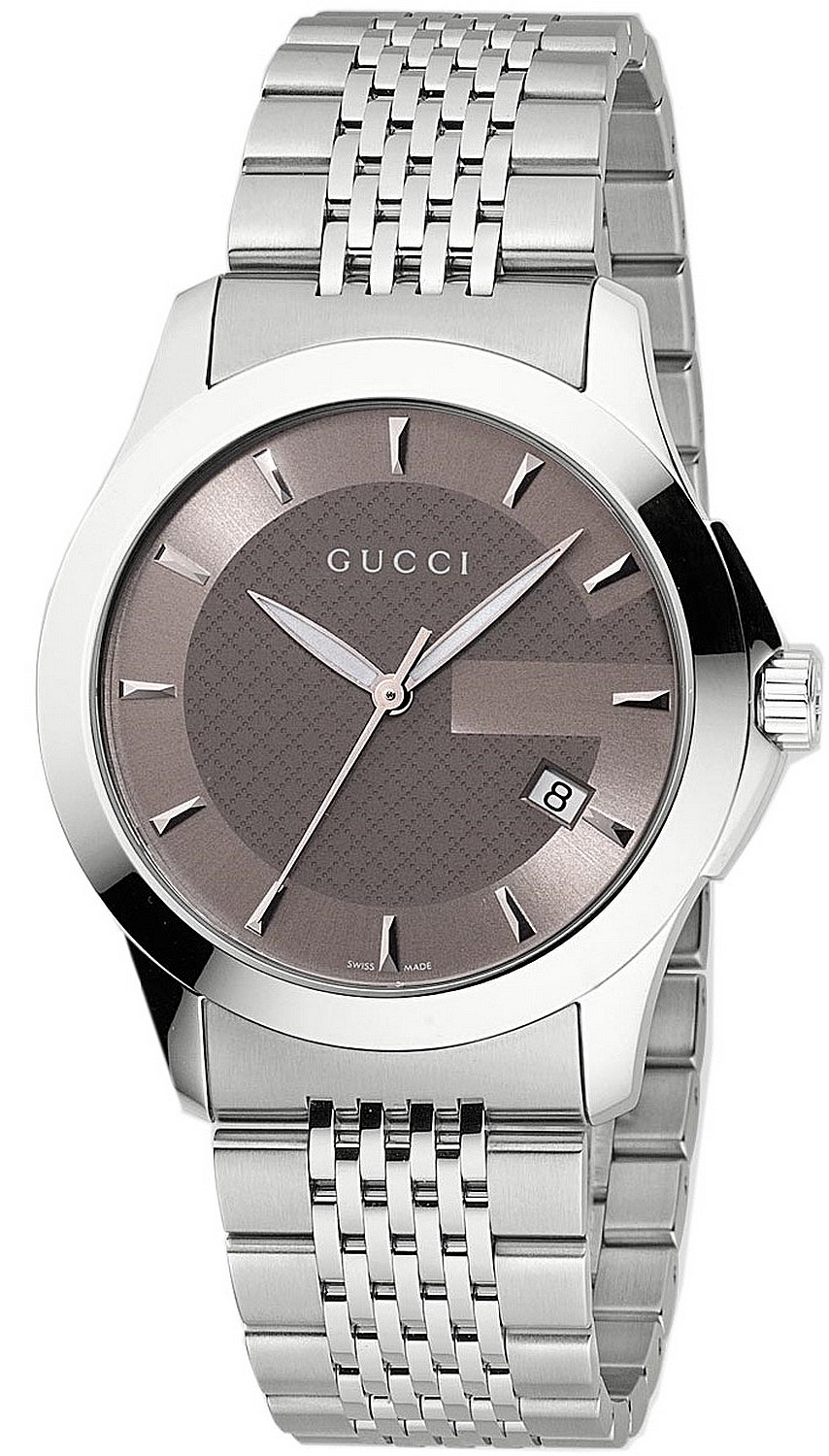 gucci ya126406 g timeless medium quartz montre homme au meilleur prix. Black Bedroom Furniture Sets. Home Design Ideas